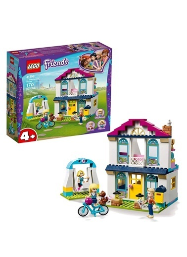 Lego Friends Stephanies House 41398 Renkli